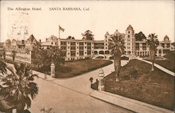 The Arlington Hotel Postcard