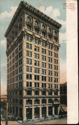 Union Trust Bldg. Postcard