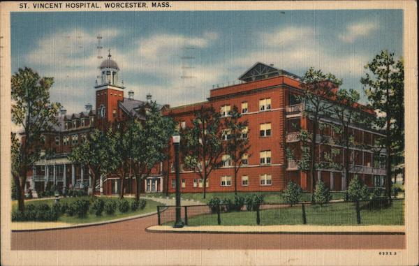 St. Vincent Hospital Worcester Massachusetts