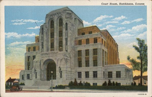 Court House Hutchinson Kansas