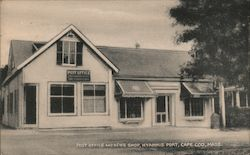 Post Office and News Shop, Hyannis Port