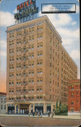 Hotel St. Paul Postcard