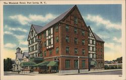 The Minisink Hotel Postcard