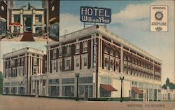 Hotel William Penn, Inc. Postcard