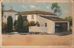 Home of Ginger Rogers