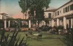 The Biltmore Montecito Postcard