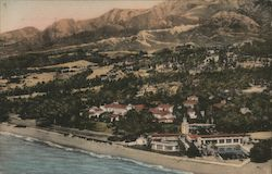 Coral Casino, The Biltmore Montecito Postcard