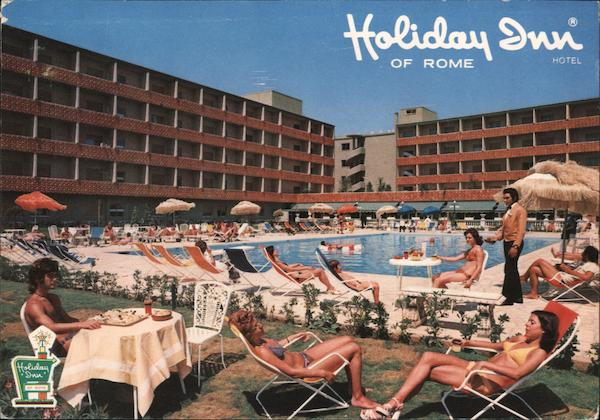 Holiday Inn of Rome Italy
