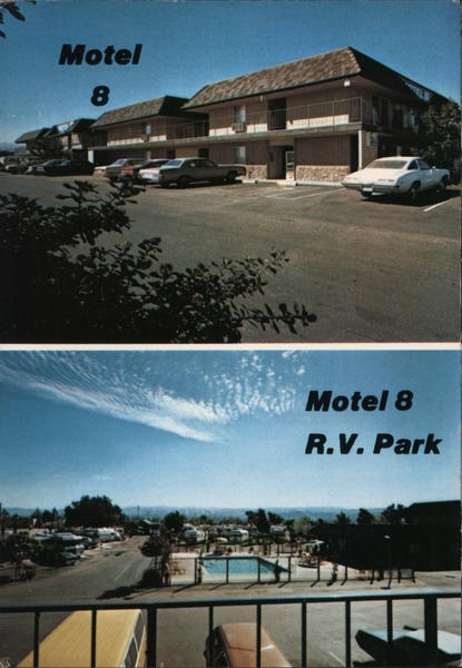 Motel 8 and Motel 8 R.V. Park San Ysidro California