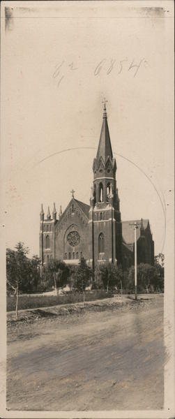 Rare: Catholic Church Oxnard California