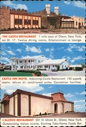 Castle Inn Motel and Restaurants