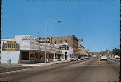 Andy Devine Avenue Postcard