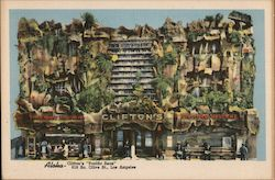 "Clifton's ""Pacific Seas"" Postcard"
