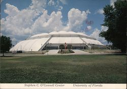 Stephen C. O'Connell Center -- University of Florida Postcard
