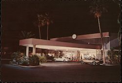 Safari Hotel in Scottsdale, Arizona Postcard