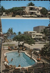 The Sea Cliff Apartments Postcard