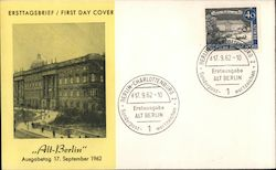 Alt-Berlin First Day Cover First Day Cover