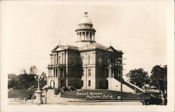 Court House Auburn California