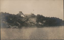 Lake Boon Postcard