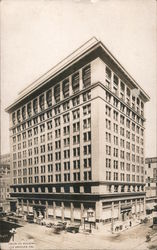 Union Oil Building Postcard