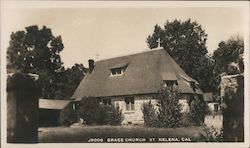 Grace Church Postcard