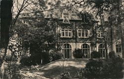 Building at Dominican University Postcard