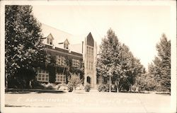 McGeorge Administration Building, College of the Pacific Postcard