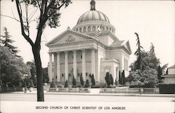 Second Church of Christ Scientist Postcard