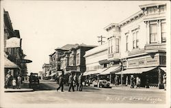 North F Street Postcard
