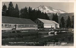 State Fish Hatchery Postcard