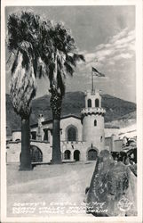 Scotty's Castle, Death Valley Ranch Postcard