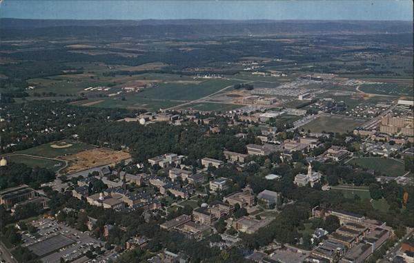 Aerial View of Campus, the Pennsylvania State University State College
