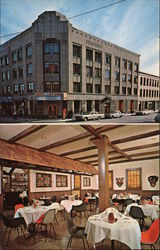 The Latchis Hotel Postcard