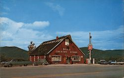 Bill's Country Store, Phillips 66 Postcard