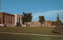 School of Mines and Technology Postcard