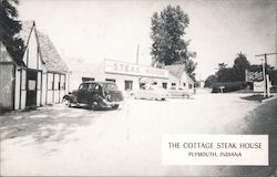 The Cottage Steak House Postcard