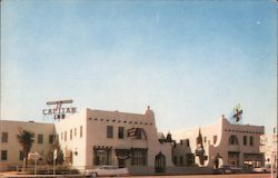 The El Capitan Inn Postcard