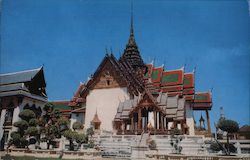The Dusit Mahaphrasadh Throne Hall, Grand Palace Postcard