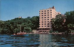 The Edgewater Hotel Postcard