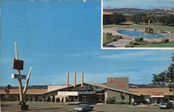 Village Inn near Vandenburg AFB Postcard