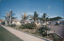 Clewiston Motel Postcard