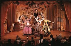 Fort Wilderness. Pioneer Hall - Hoop Dee Doo Musical Revue Postcard
