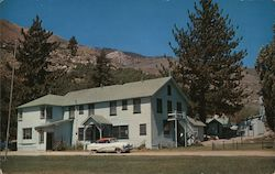 The Crags Resort Postcard
