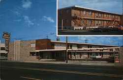 Midtown Motel Postcard