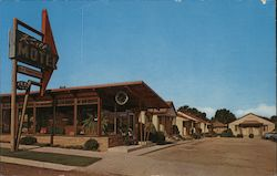 Knell Motel Postcard