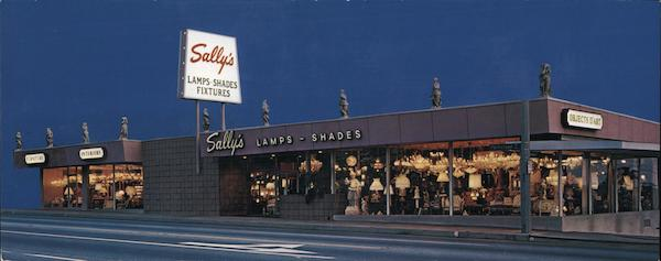 Sally's - Lamps, shades fixtures Long Beach California