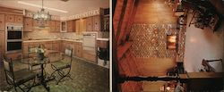 Hammerford Constr. Kitchens, additions, remodeling Large Format Postcard