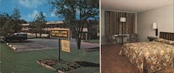 Gold Country Inn Large Format Postcard