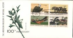 The American Museum of Natural History 100th Anniversary First Day Cover