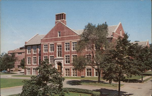 Higgins Laboratories, Worcester Polytechnic Institute Massachusetts